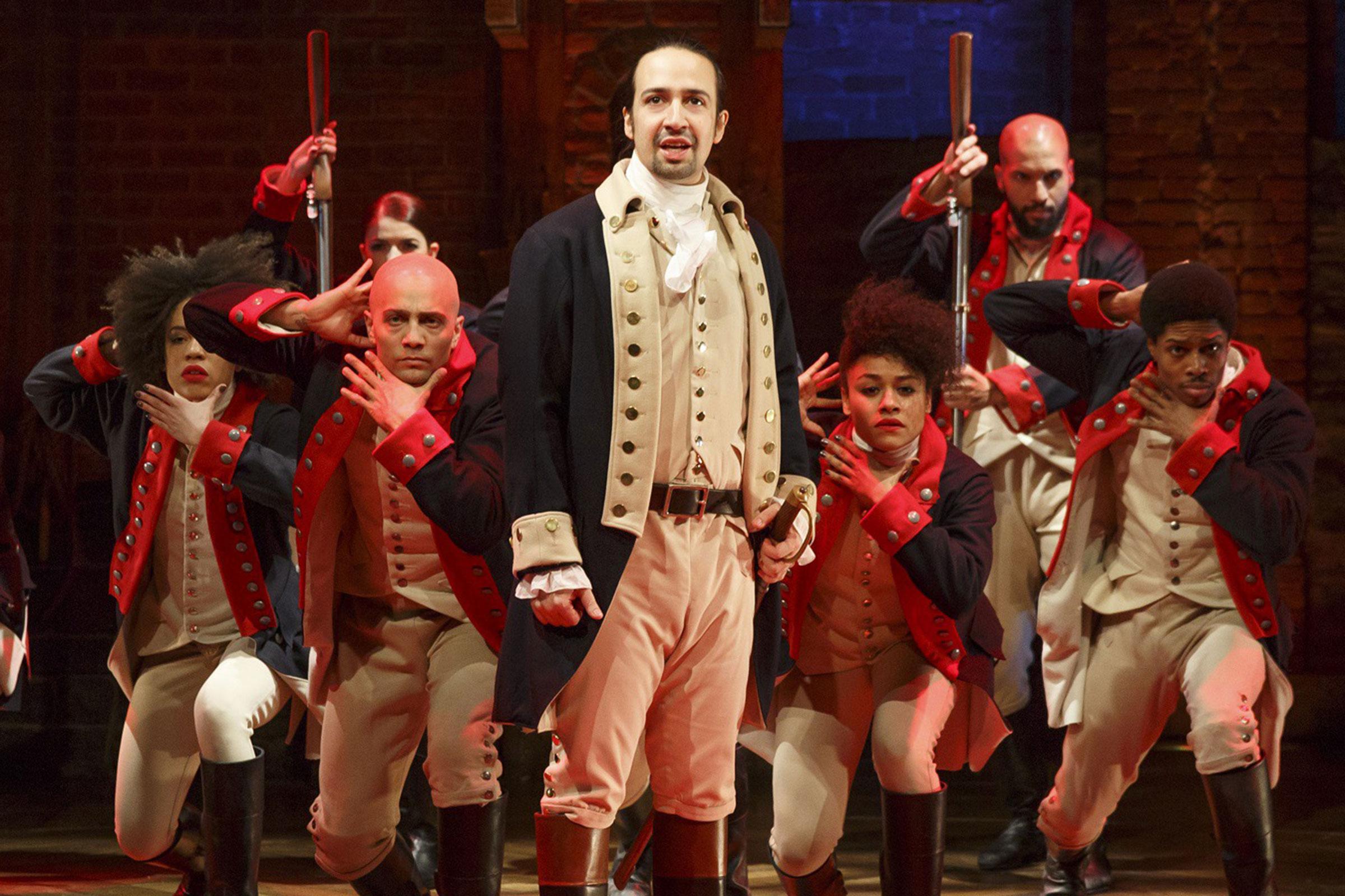 Lin-Manuel Miranda Announces Film Adaptation of  'Hamilton'
