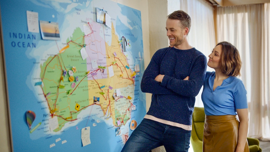 Aussie Icons Hamish Blake and Zoe Foster-Blake Urge Locals to Book a Holiday at Home