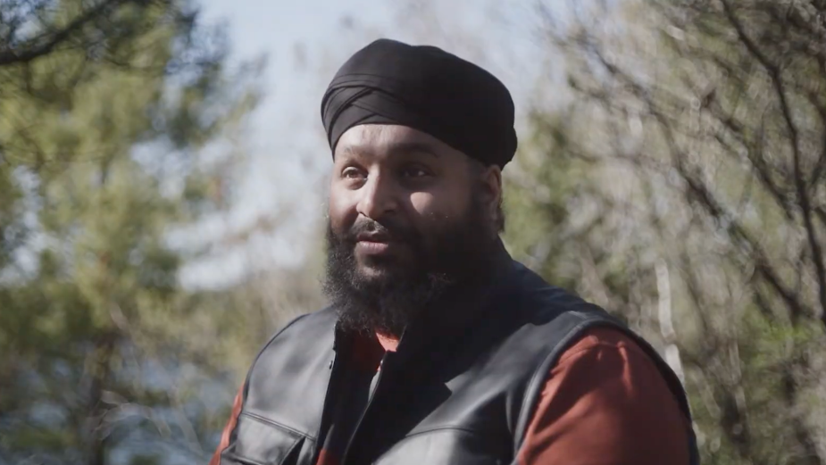 Pfaff Harley-Davidson Protects Sikh Motorcycle Enthusiasts with the Tough Turban   LBBOnline