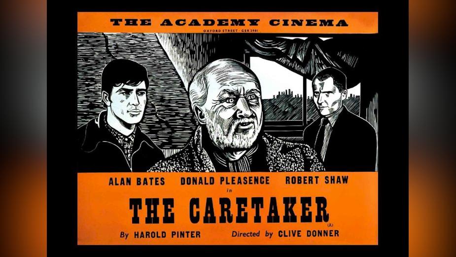 My Creative Hero: Harold Pinter