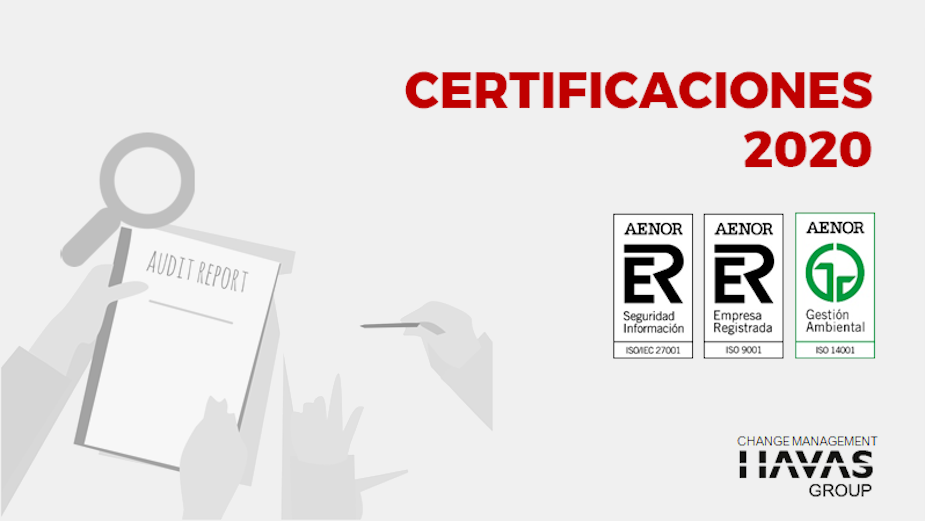 Havas Group Renews its Quality, Information Security and Environment Certifications