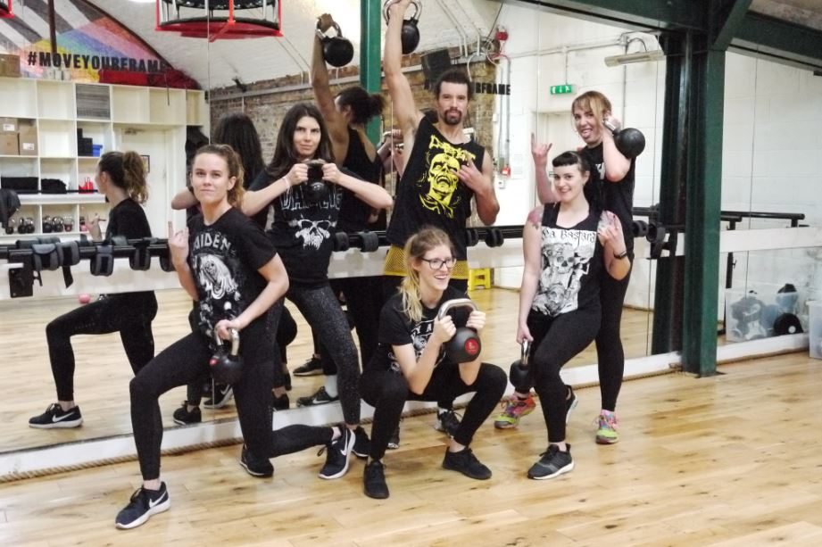 Black Sabbath Meets Burpees as Heavy Fitness Comes to London