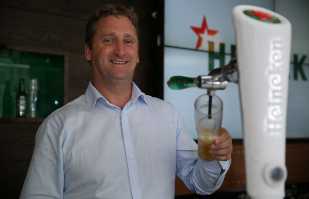 Heineken Promotes Michael Gillane to Marketing Director