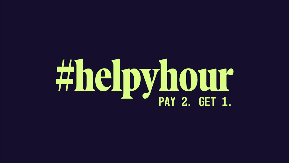 Pay Two, Get One at Belgium's 'Helpy Hour'