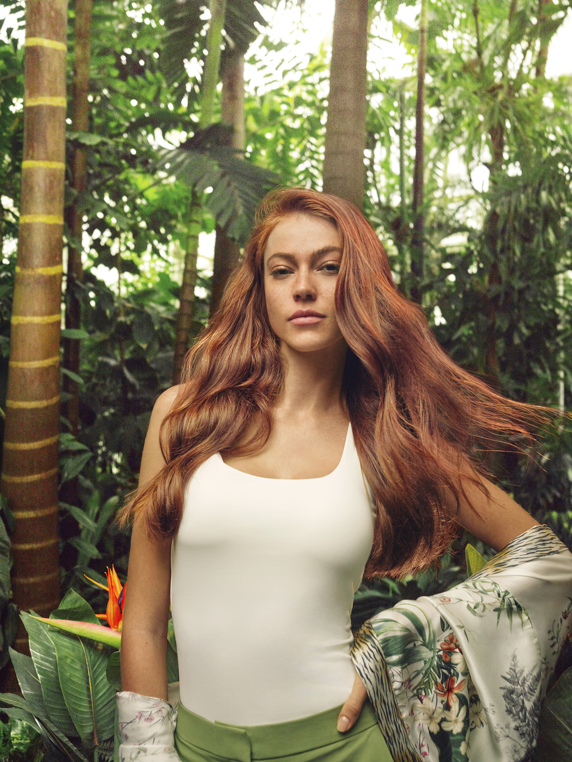Herbal Essences Calls On Women To Flaunt The Hair Mama Nature Gave Them Lbbonline