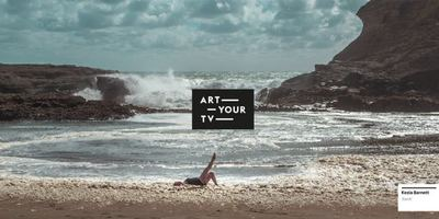 SKY Turns TV Sets Across NZ Into World's Largest Art Gallery With 'Art Your TV'