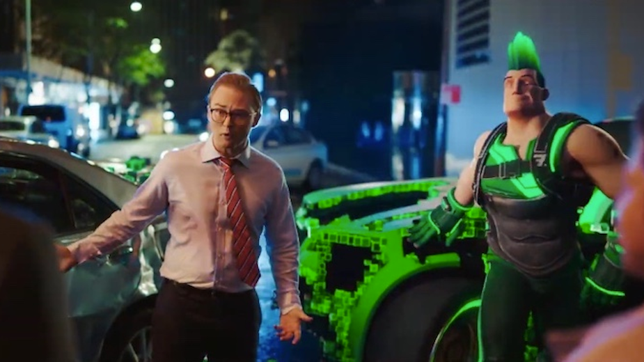 Video Game Crash Leaves Only One Winner in Latest Ad for Budget Direct