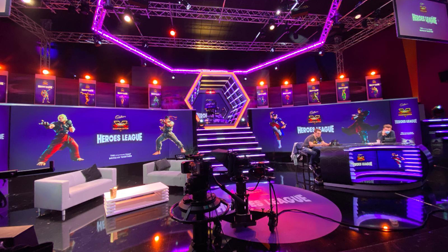 Cadbury's Heroes League Reaches Peak with Epic Street Fighter Battle