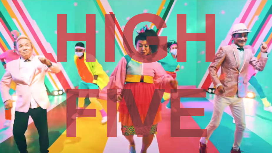 High Five: Singapore