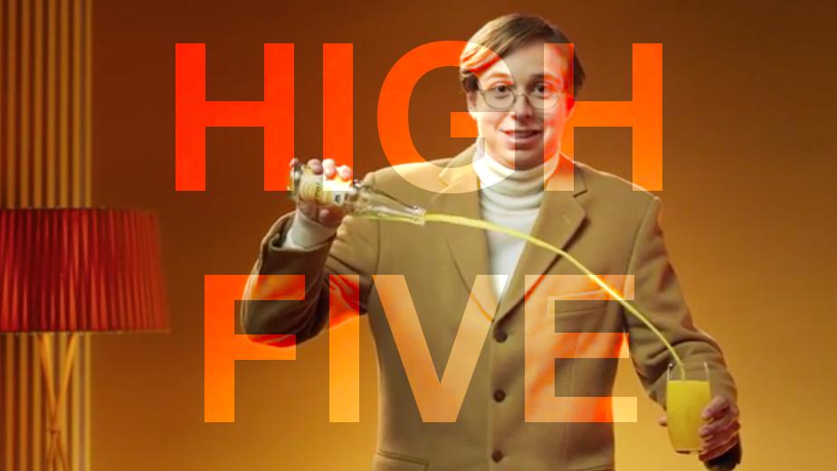 High Five: Denmark