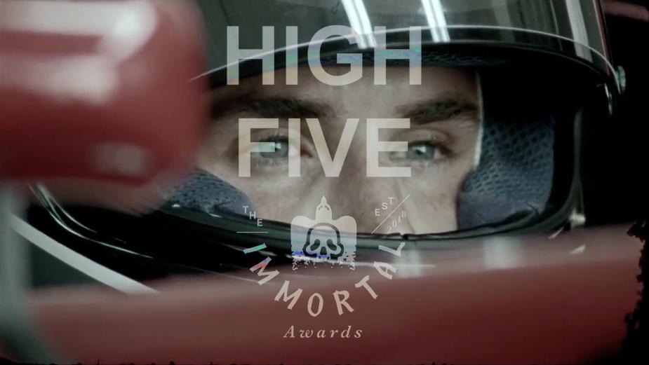 Immortal High Five: Paloma Adrien
