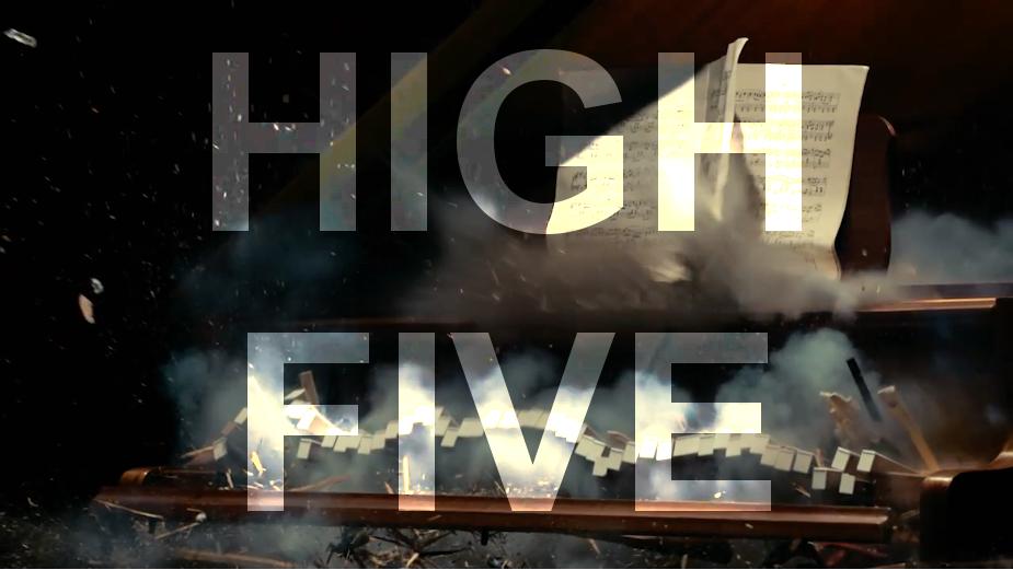 High Five: Czech Republic