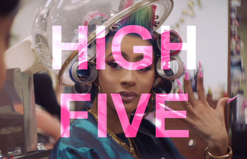High Five US: July 2019