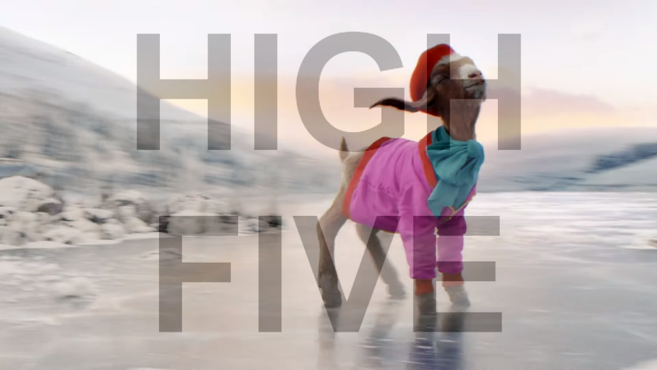 High Five UK: November 2020