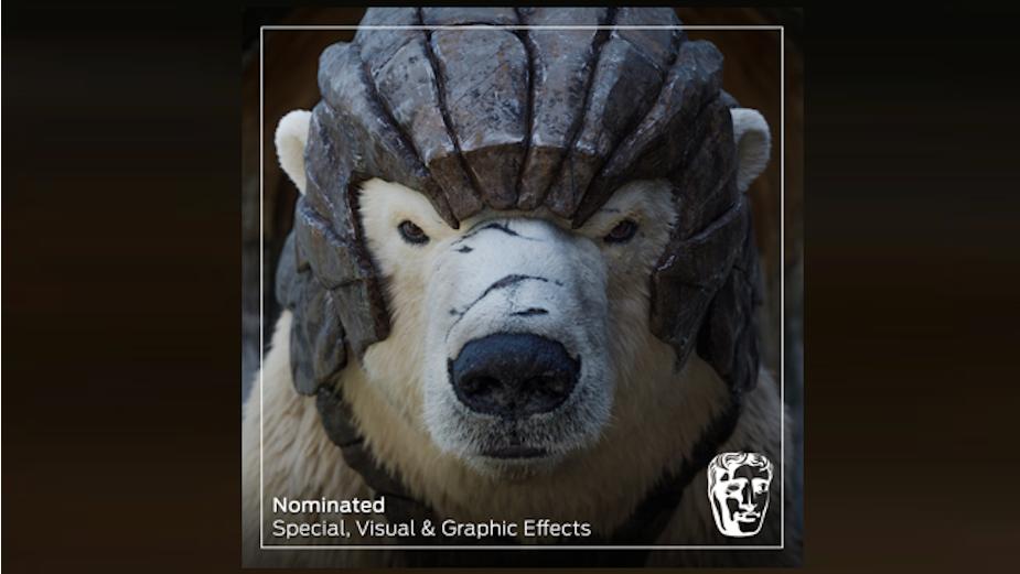 Framestore Comments on BAFTA Nominations for 'His Dark Materials' Series