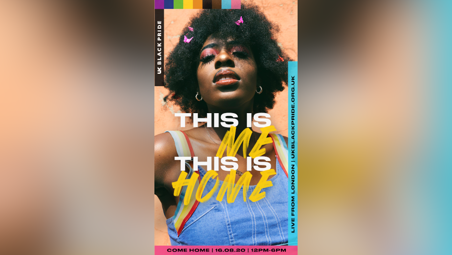 UK Black Pride's Bold 'This is Me.This is Home' Campaign Celebrates 15 Colourful Years