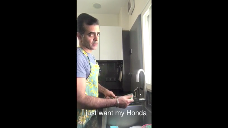 Coronavirus Can't Steal Honda from Indian Hearts in Social Spot