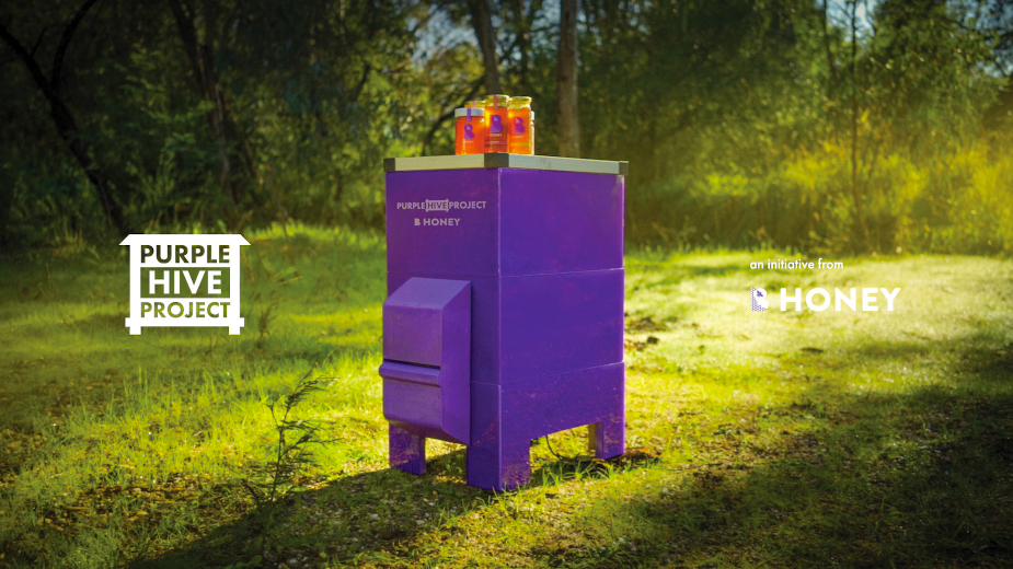 Bega and Thinkerbell Launch Purple Hive Project to Protect Australian Bees