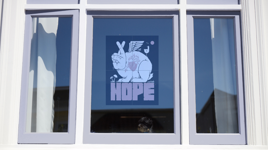 HP Makes Positivity Easy with #windowsofhope Initiative