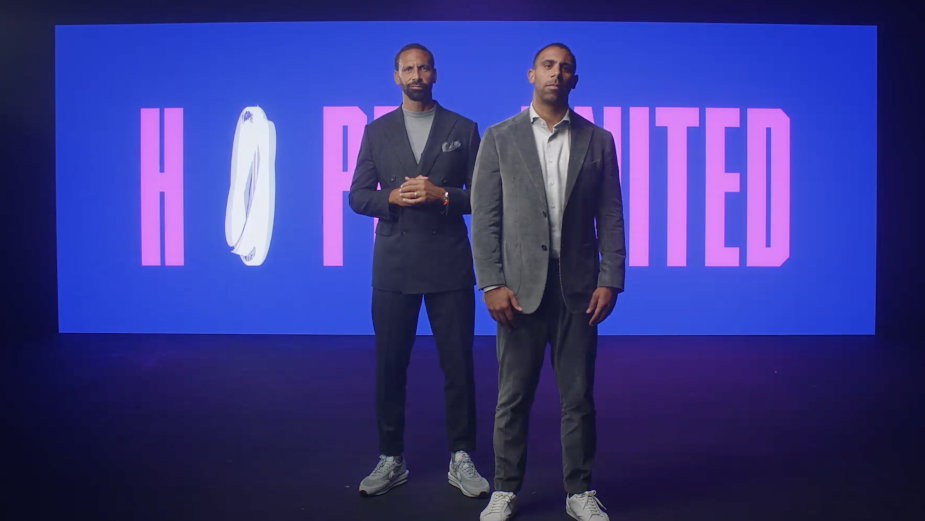 Rio and Anton Ferdinand Join Hope United for BT's Black British History Month Film