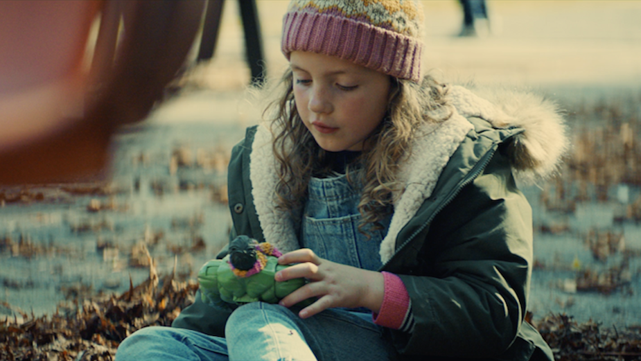 Very.co.uk's Warming Spot Celebrates Life's Little Moments