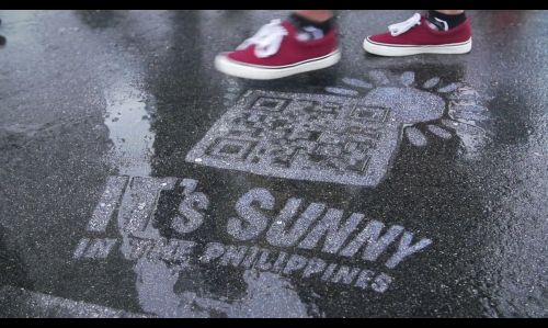 How Geometry Global Turned The Wet Streets Of Hong Kong Into An Advert