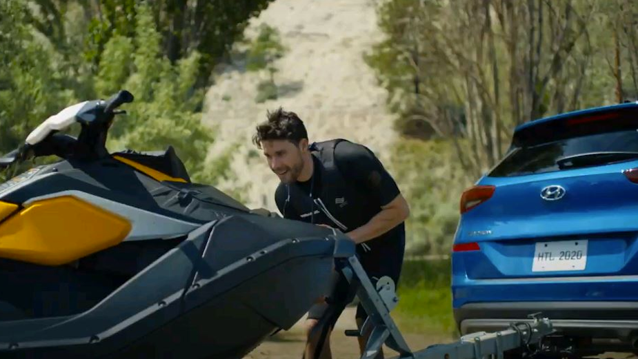 Working from Home Takes a Whole New Meaning in the Latest Hyundai Campaign