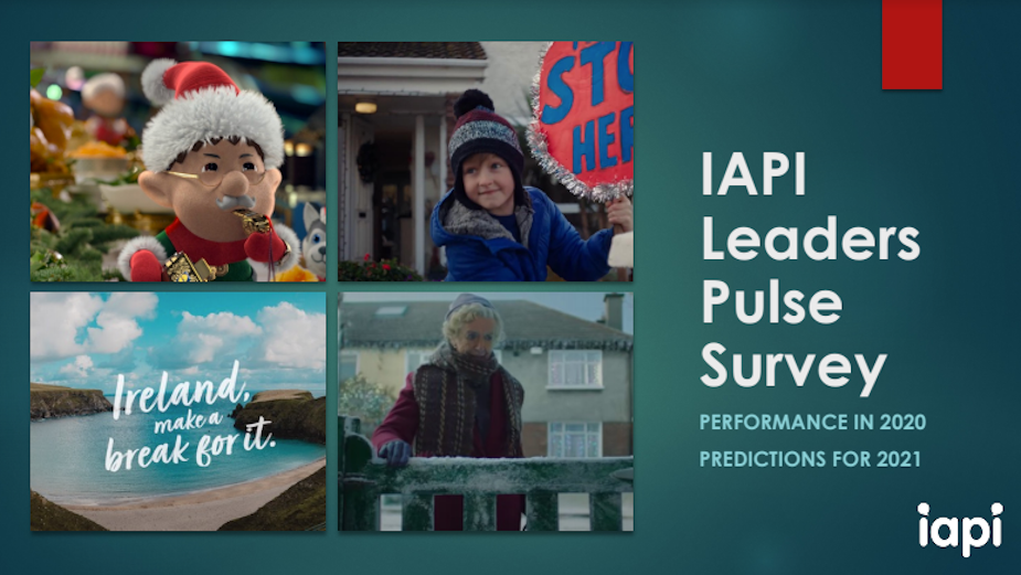 IAPI Leaders Survey Shows Growth in Q1 and Positive Outlook for 2021