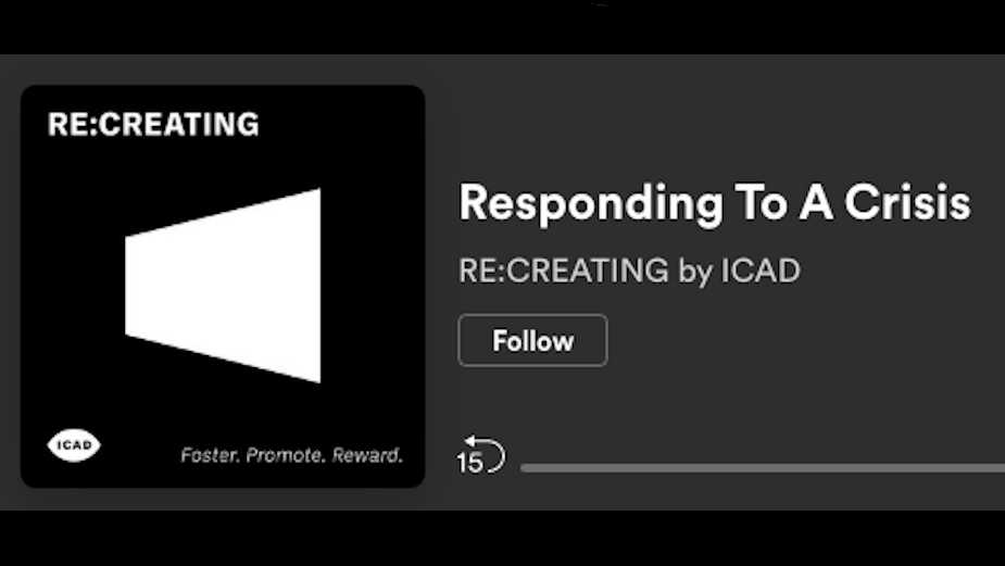 ICAD's RE:CREATING Podcast Discovers Creative Responses During the Pandemic