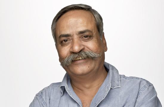 Piyush Pandey receives 2012 CLIO Lifetime Achievement Award
