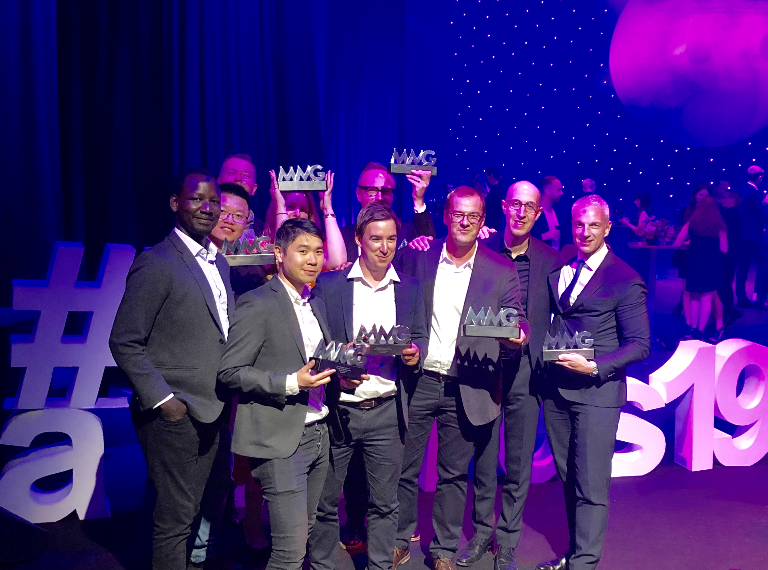 Wavemaker Takes Home 5 Gold at the M&M Global Awards