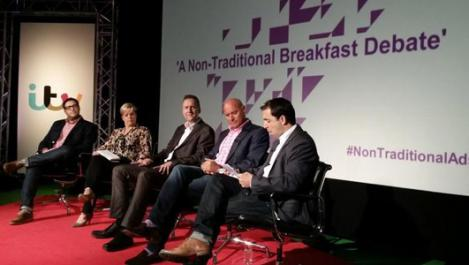 ITN Productions Hosts a Non-Traditional Advertising Debate with ITV