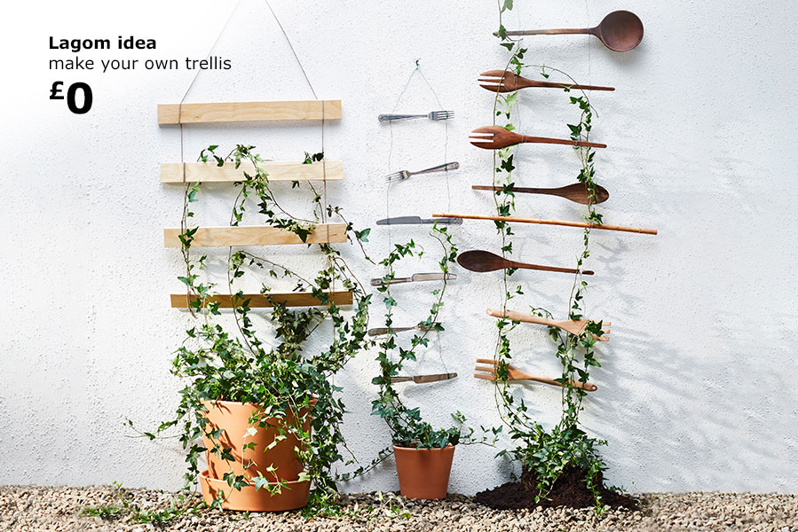 Ikea Encourages Upcycling with Launch of 'The Lagom Collection'