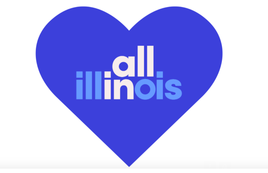 All in Illinois PSA's Remind Residents to Stay at Home