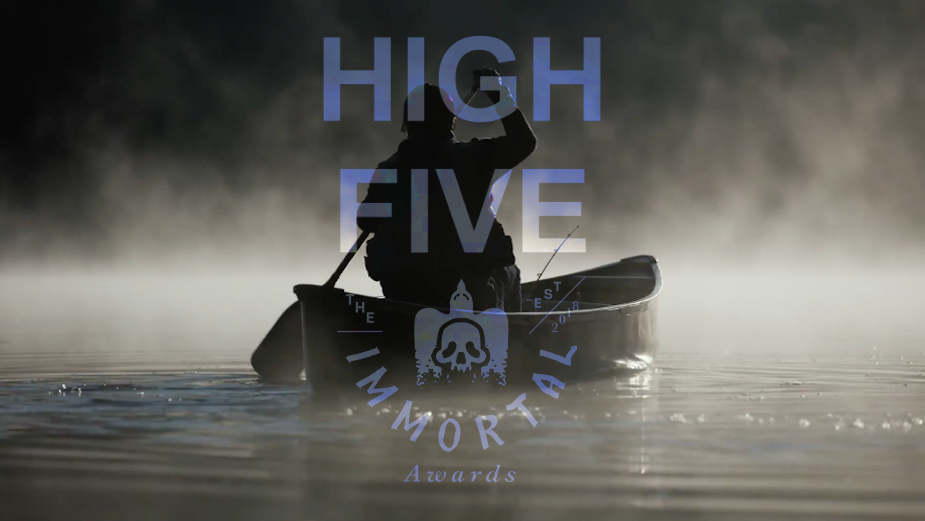 Immortal High Five: Tiffany Rolfe