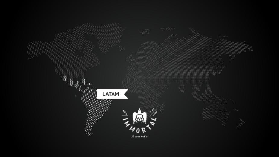 The Immortal Awards Announces LATAM Shortlist