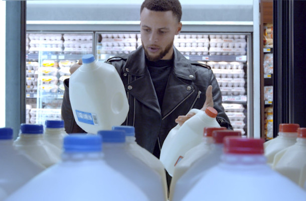 Infiniti Explores the 'Other Side' of Basketball Star Stephen Curry