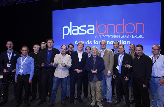 2013 Plasa Awards for Innovation Announced