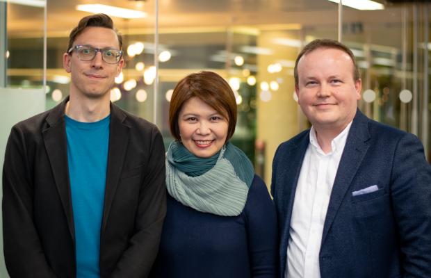 Whitespace Joins Isobar UK