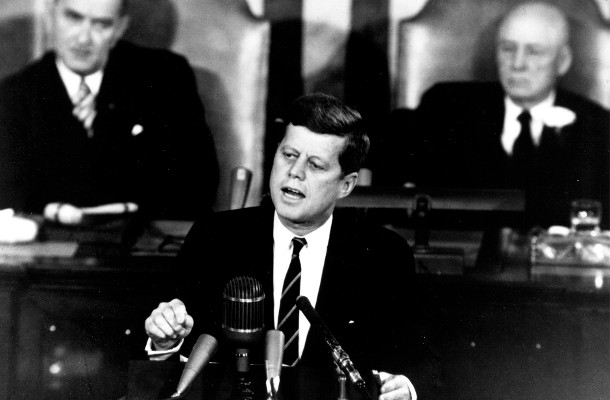 How AI Allowed JFK to Make a Speech 55 Years After His Assassination