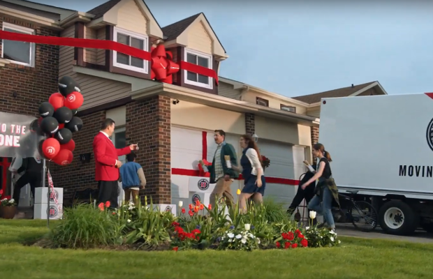 Jimmy John's Wants to Buy You a House so It Can Deliver You a Sandwich