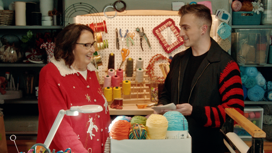 JOANN Gets Crafty with Humorous Docu-Style Holiday Campaign Starring Phyllis Smith