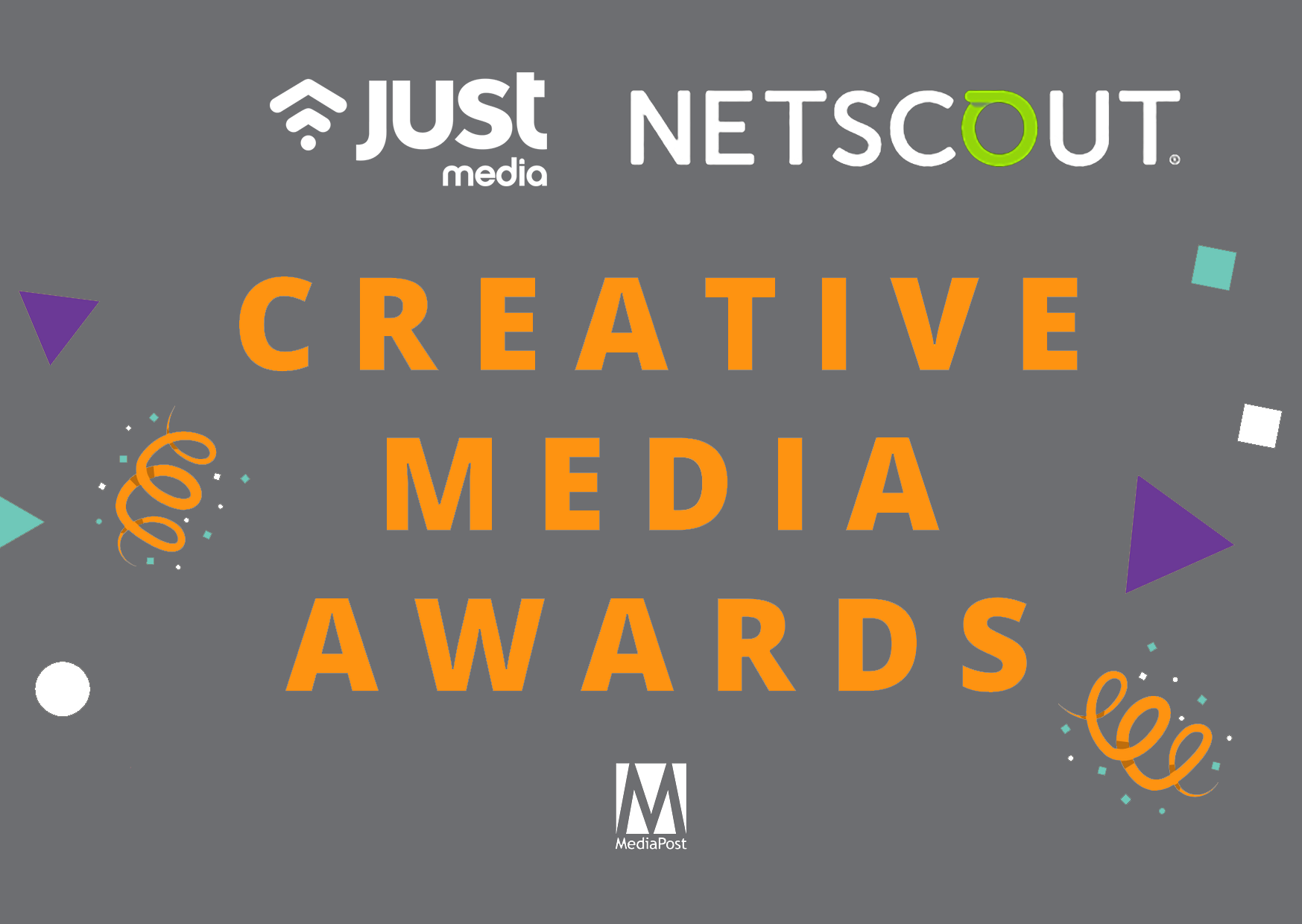 JUST Media Nominated for MediaPost's Creative Media Awards