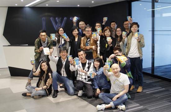 JWT Hong Kong Win Nissin Cup Noodles