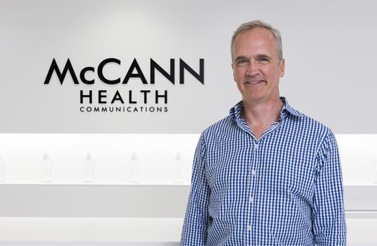McCann Health Appoints Jonathan Blakey