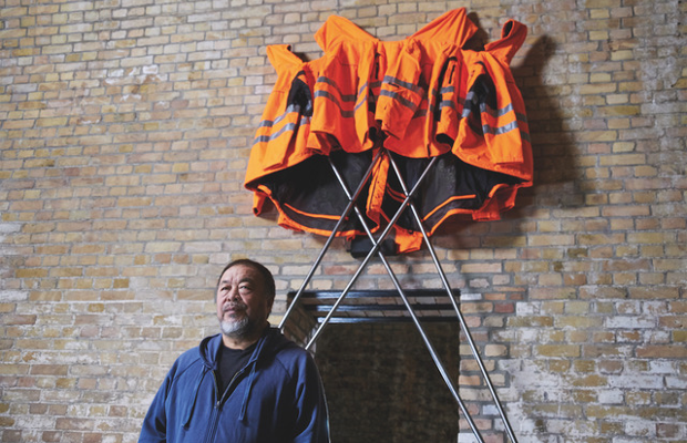 Ai Weiwei Collaborates with HORNBACH to Make Art Accessible to Everyone
