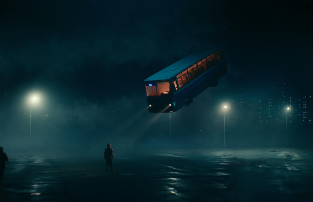 Behind Jägermeister's Music's-Eye View and a Gravity-Defying Bus