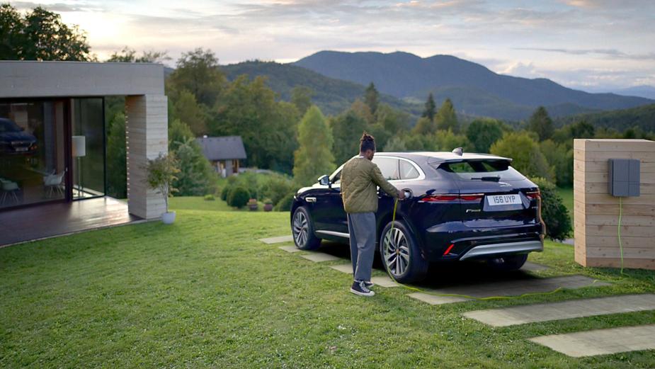Jaguar's Multi Film Campaign Captures Unforgettable Driving Experiences with DJ Producer MK