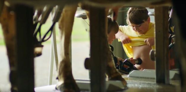 Spinach's Jalna Dairy Foods Campaign Sees Dairy-Crazed Kids Take Farm Visit of Lifetime