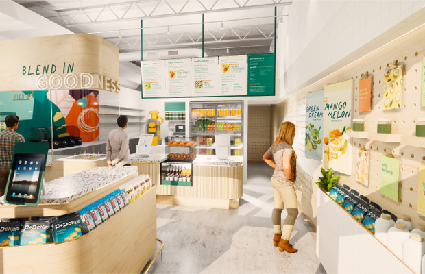 SRG Rebrands Jamba Juice as 'Jamba' and Redesigns Stores